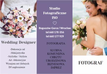 Studio Fotograficzne ISO